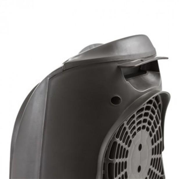 Elektromos fűtőventilátor 75° oszcilláló funkcióval, 2000 W teljesítmény - Trotec TFH 22 E