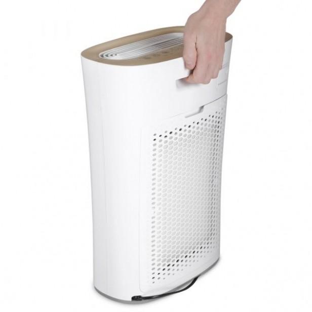 Trotec AirgoClean 110 E - dizájn légtisztító ionizátorral max. 25 m2