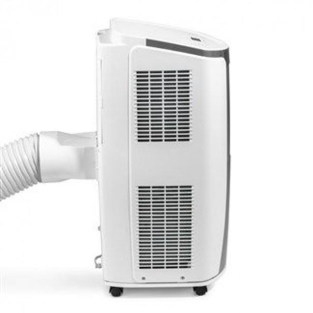Mobil klíma PAC 2610 E, 2,6 kW A kategória, távirányító, digitális vezérlés, kondenzvíz újrahasznosítás