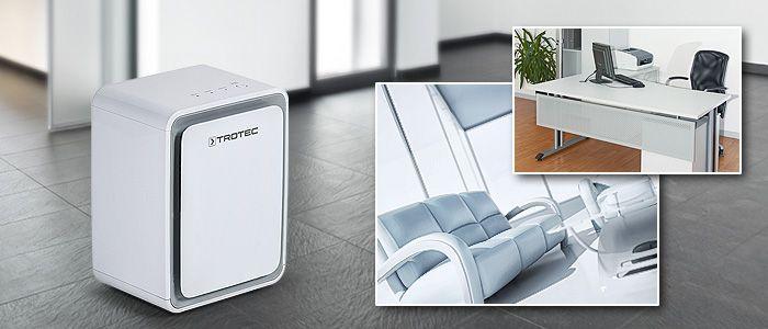 Trotec TTK24E komfort páramentesítő